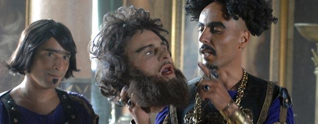 """הסרט של """"ארץ נהדרת"""" הוא הקומדיה הישראלית המצחיקה של השנה. זאת גם הקומדיה הישראלית היחידה של השנה. צירוף מקרים?"""