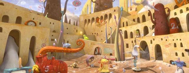 """""""הדבר האבוד"""" מקסים, האנימציה ב""""מדגסקר: יומן מסע"""" מדהימה, ויש גם """"טרופותי"""""""