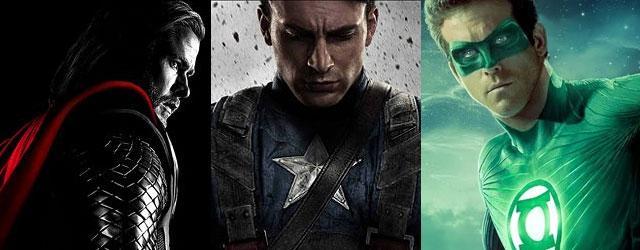 תור, קפטן אמריקה וגרין לנטרן: איזה משלושת גיבורי העל החדשים נראה הכי מבטיח?