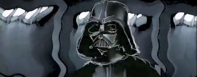 """מאות אנשים שונים משווידים את """"מלחמת הכוכבים"""" במלואו - 15 שניות בכל פעם"""