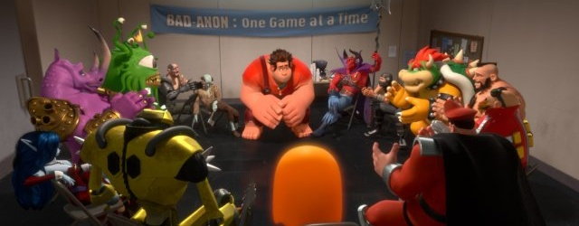 סרט האנימציה החדש של דיסני כולל הופעות אורח של דמויות משחקי מחשב מה-8-ביט ועד ה-X-בוקס