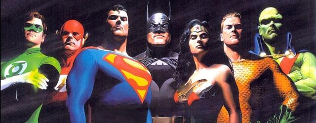 ליגת הצדק, הנוקמים, ספיידרמן, אנט-מן, וולברין-מן, קופים, ענקים מתים וחזירים קומוניסטים