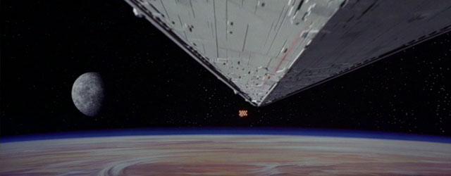 קטעי סרטים וגם דיבורים, על החלל בקולנוע, החלל במציאות, והחלל בינהם