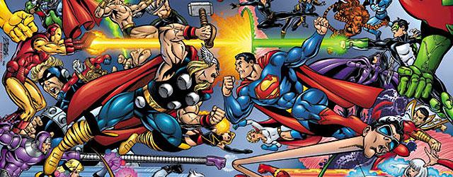 באטמן וסופרמן ברחו מקפטן אמריקה - ו-DC מנסה להסוות את זה בתוך ים של תאריכי הפצה לשש השנים הבאות