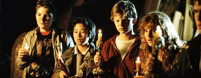 """לא כל סרט אייטיז שאהבנו בילדות שורד את מבחן הזמן. """"הגוניס"""","""