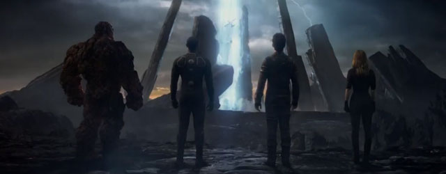 """הריבוט של """"Fantastic 4"""" בבימוי ג'וש טרנק (כרוניקה) מגיע בקיץ. ורק עכשיו אנחנו מקבלים מושג איך הוא ייראה"""