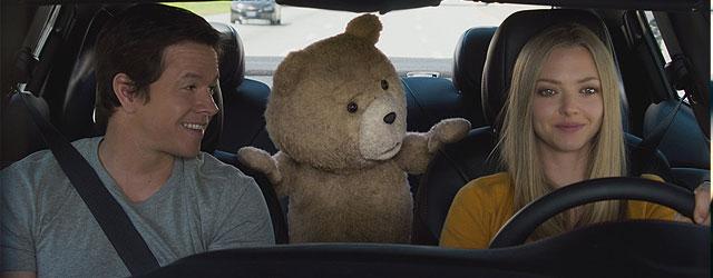 טד הדובי רוצה שתכירו בזכויותיו כאדם. הבעיה היא שאם טד הוא אדם, הוא כבר לא מצחיק.