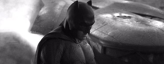 בשלב כלשהו בשנים הקרובות בן אפלק ישמיע הוראות בימוי כשהוא לובש חליפת באטמן