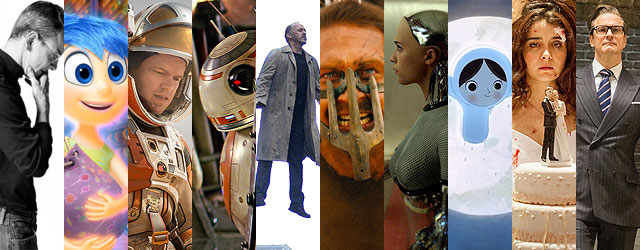 איזה מבין עשרת הסרטים הטובים של 2015 היה הסרט הטוב של 2015? בחרו