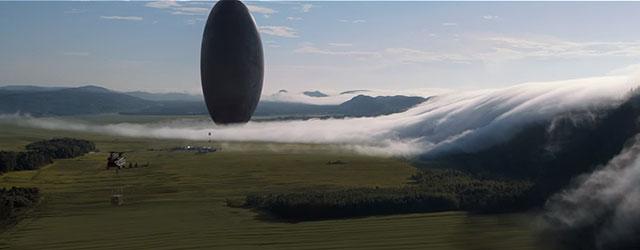 טריילר מלא לסרטו של דניס וילנב, המבוסס על הסיפור של טד צ'יאנג
