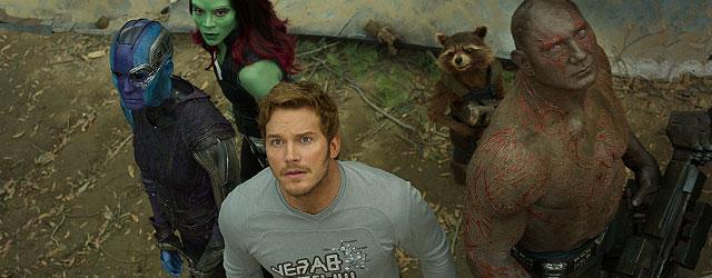 """הדבר היחיד שקשה יותר מלעשות סרט כיפי כמו """"שומרי הגלקסיה"""" הוא לעשות את זה פעמיים. האם הסרט החדש מצליח?"""