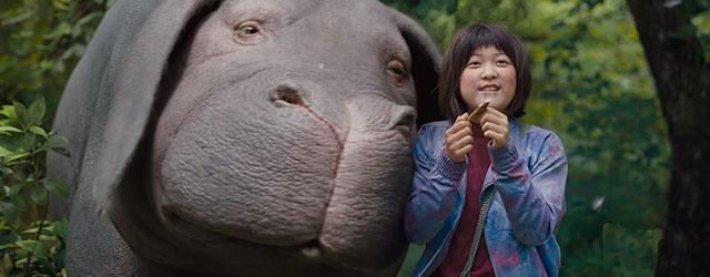 """""""כוכב הקופים: המלחמה"""", זוועת האימוג'י, וטריילר מלא ונהדר ל-Okja, זה עם טילדה סווינטון והחזיר"""