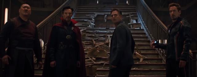 איירון מן. והענק הירוק. ודוקטור סטריינג'. והפנתר השחור. וקפטן אמריקה. ותור. וספיידרמן. ושומרי הגלקסיה. וכל שאר הנוקמים.
