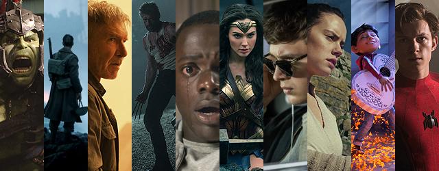 מתוך הרבה סרטים שיצאו השנה, עשרה סרטים התבלטו מעל כל השאר. עכשיו רק נותר לבחור מי הכי טוב.