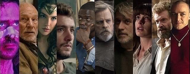 אחרי שבחרנו את סרט השנה, בואו להחליט מי הייתה ההופעה הטובה ביותר של שנת 2017.