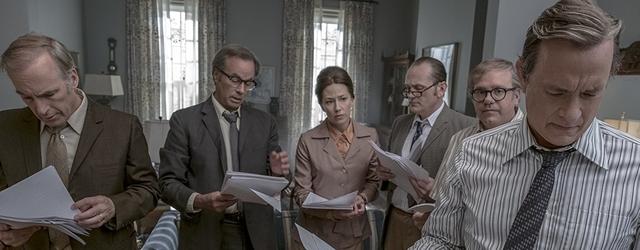 טום הנקס ומריל סטריפ יוצאים להיאבק בשם חופש העיתונות בממשל טראמ-סליחה, ניקסון. הם יוצאים להיאבק בממשל ניקסון.