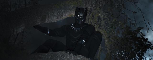 """""""הפנתר השחור"""" הוא לא עוד גרסה של """"איירון מן"""", וזה כבר טוב. אבל זה לא אומר שמדובר ביצירת מופת."""