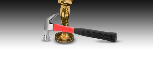 בואו להכות באוסקר עד זוב פרסים.