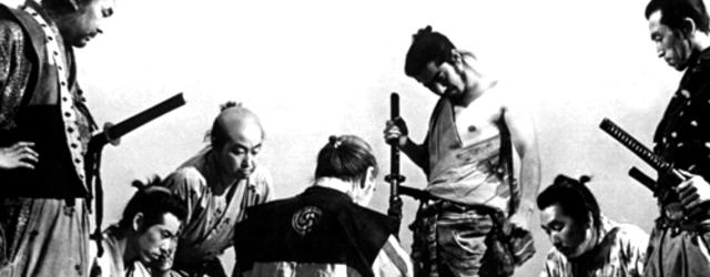 """""""שבעת הסמוראים"""" נחשב לאחד הסרטים הטובים ביותר מכל הזמנים, אבל הוא הרבה יותר מזה: הוא סרט אקשן כיפי ומגניב."""