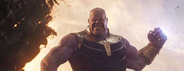 """""""מלחמת האינסוף"""" מספר את סיפורו של תאנוס: גיבור אמיץ וטוב לב שרק רוצה להשמיד את חצי מהיקום, מה הוא כבר ביקש."""