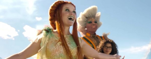 A Wrinkle In Time - Golden Globes TV Spot (screen grab) CR: Disney