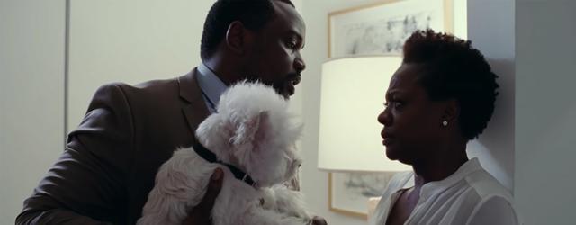 'אלמנות' הוא סיפורה של הנסיכה ויולה שמסתובבת עם כלבה החמוד אוליביה במטרה ל-אה, לבצע שוד? אה, רגע, נכון יש סרטים שהם לא של דיסני. שכחתי לגמרי.