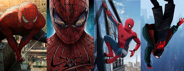 מי הוא איש-העכביש הקולנועי האולטימטיבי?