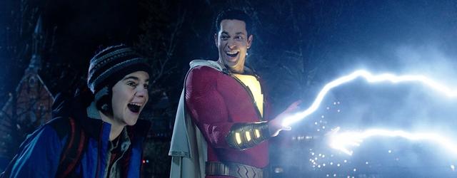 היו סרטי גיבורי על מגניבים, ואפיים, ומצחיקים, אבל 'שהאזאם!' מביא משהו שלא ראינו עד כה בז'אנר: סרט גיבורי על חמוד.