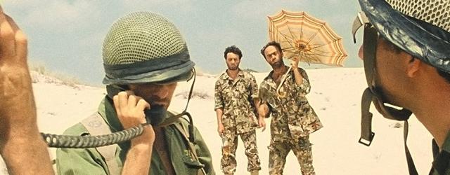 בשביל להוכיח שלא כל הקולנוע הישראלי הוא סרטי צבא וכיבוש, הנה כמה סרטי צבא וכיבוש. אבל, אתם יודעים, טובים.