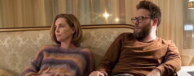 מה הסיכוי שקומדיה רומנטית של סת' רוגן ושרליז ת'רון תתרסק בקופות? מסתבר שדי גדול.