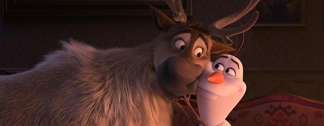 אלזה ואנה באו ליצור אנשי שלג ולדפוק את הקופה, ונגמר להם אנשי השלג.