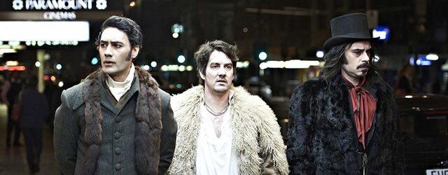הסרט המוקומנטרי הטוב ביותר על ערפדים שמתגוררים בניו זינלד שיצא בשנת 2014.