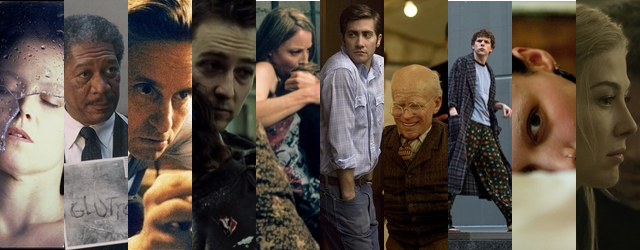 מועדון, רשתות, סיפור מופלאים, חדרים, חטאים ועוד - פינצ'ר אחראי על הרבה סרטים טובים. השאלה היא רק מה הכי טוב מביניהם.