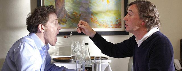 קוגן, בריידון, אוכל וחיקויים של מייקל קיין - מה עוד צריך?