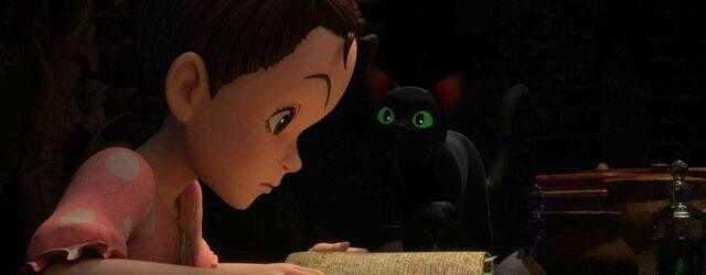 """לכל מי שרוצה לראות סרט של ג'יבלי עם מכשפה צעירה - אולי פשוט תלכו לראות """"שירות המשלוחים של קיקי"""" במקום."""