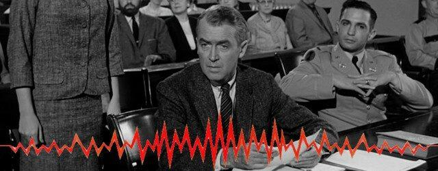 אחרי שבוע הפסקה, חוזרים עם אחד הסרטים הכי טובים: של ג'ימי סטיוארט, של שנות החמישים ואי פעם.